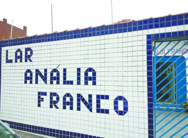 O Lar Anália Franco fica na Alameda São Caetano, 2.402