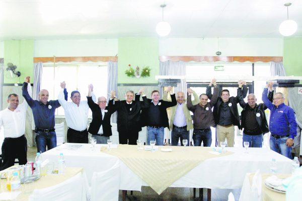 O pré-candidato a prefeito de São Bernardo do Campo, Orlando Morando (PSDB) recebeu importante apoio de sindicatos