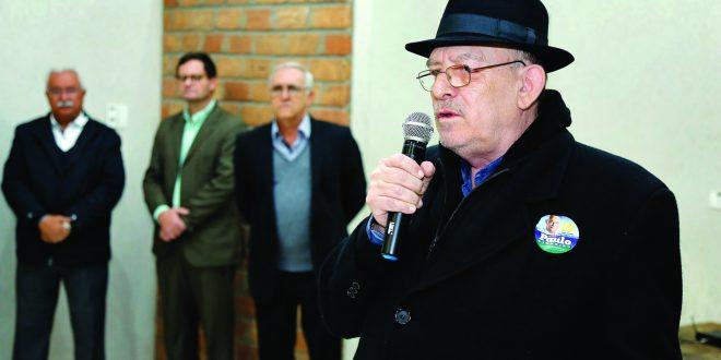Paulo Pinheiro destaca avanços na sua gestão de S. Caetano em conversa franca com o povo