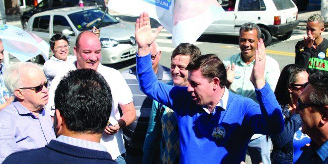 Orlando Morando comemora 42 anos com muito trabalho junto com o ex-prefeito Mauricio Soares