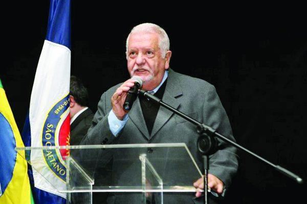 O Dr. Luiz Antonio Cicaroni