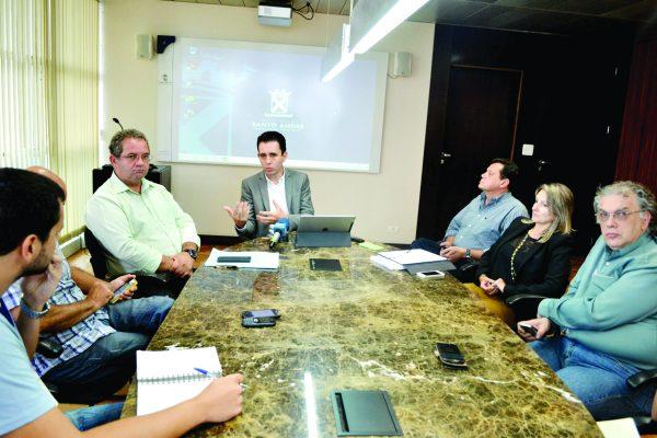 Paulo Serra anunciou a suspensão das ciclofaixas de lazer