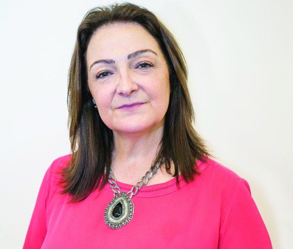 Secretária Janice Paulino César