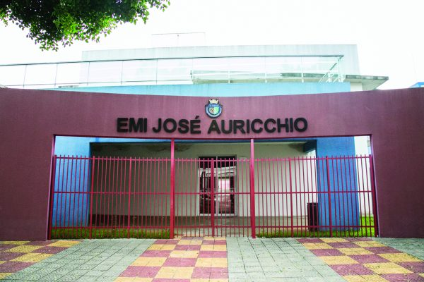 A EMEI José Auricchio atenderá cerca de 230 alunos em SCS