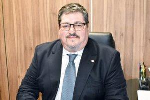 Presidente da ACISA, Pedro Cia Júnior